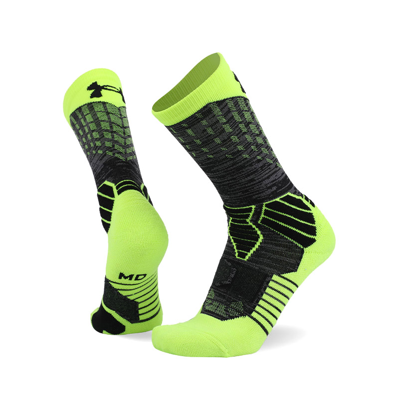 144N Fluorescent green plus gray sport series