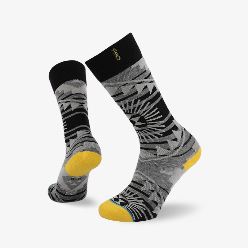 200N Symmetrical geometry normal terry socks