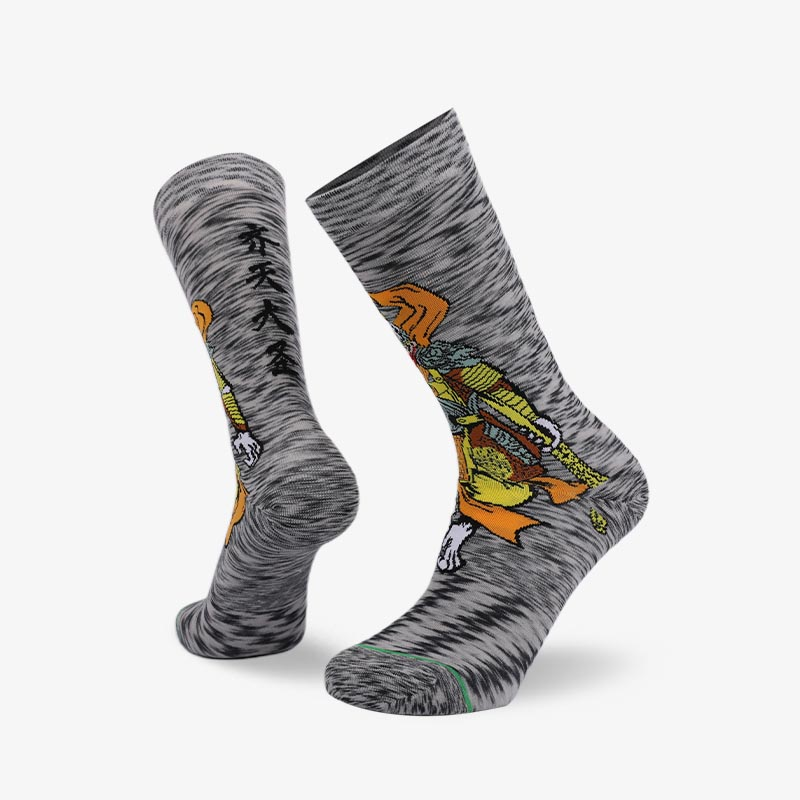 200N Monkey King  Chinese elements series terry socks