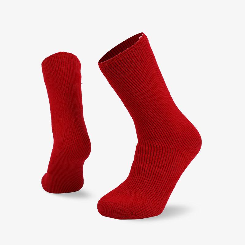 72N red thermal sock