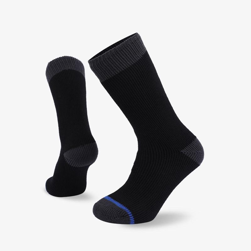 72N dark grey thermal sock